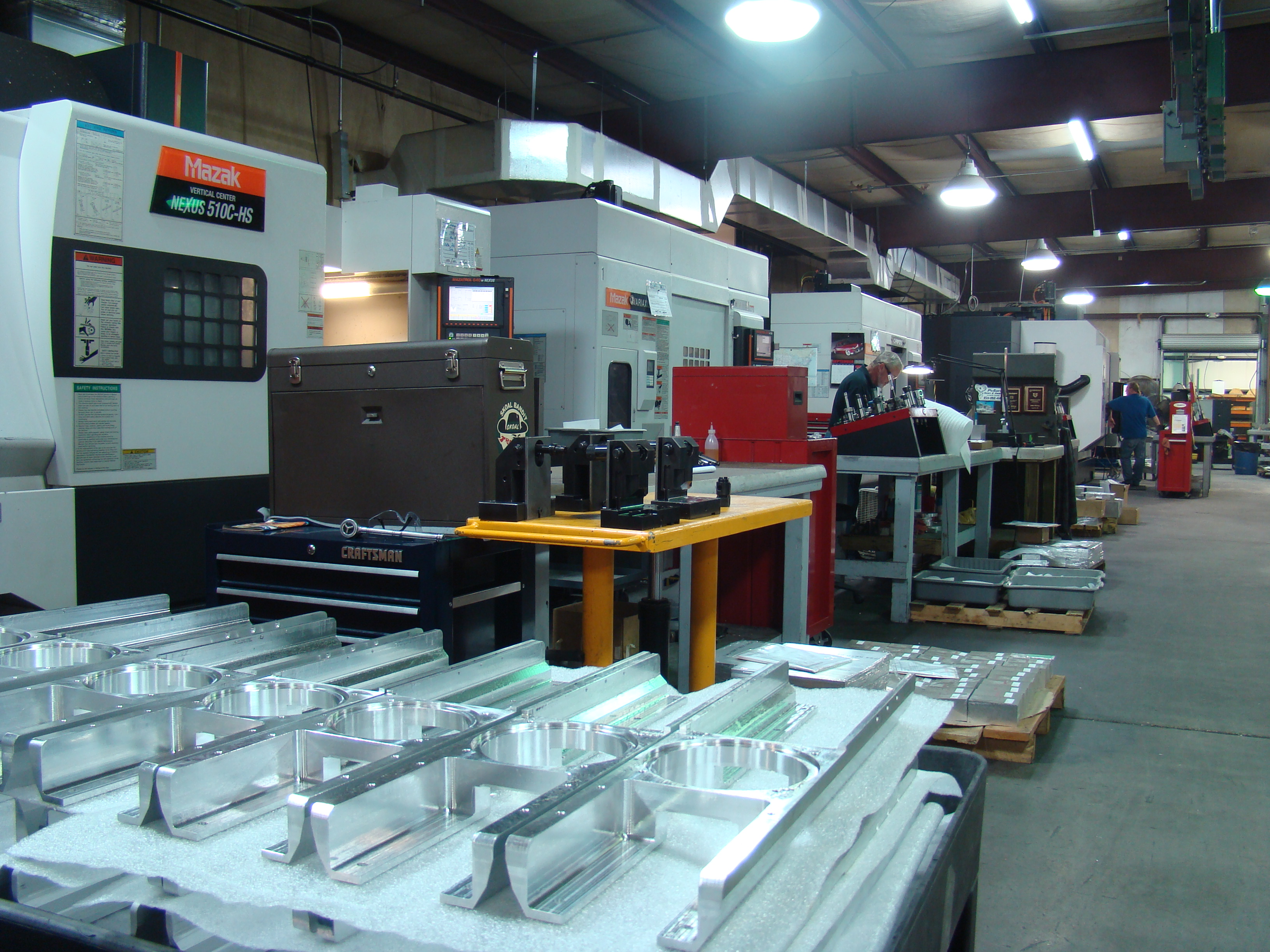 Fort Walton Machining, Inc